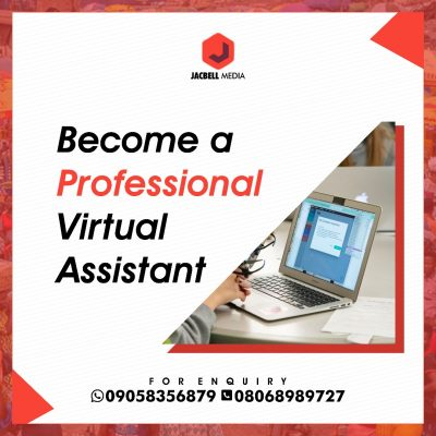 BECOME A PROFESSIONAL VIRTUAL ASSISTANCE